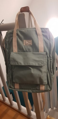 Pull & Bear Trekking Backpack multicolored