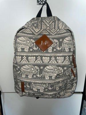 Daypack white-light grey