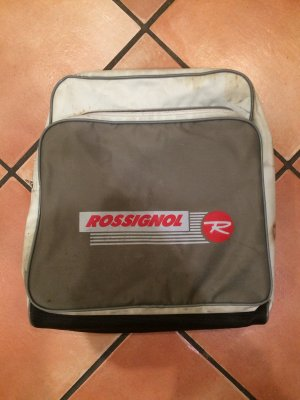 Rucksack weiß-grau, Rossignol