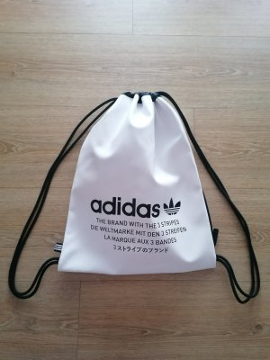 Adidas Backpack Trolley white-black