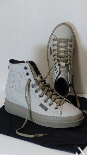 Ruco Line Leder Boots/ Wedges, Gr.40(41)