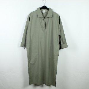 RUE BLANCHE Kleid Gr. M kaki (20/01/028)