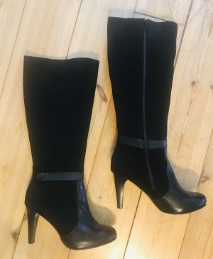 Rue Princesse Platform Boots black