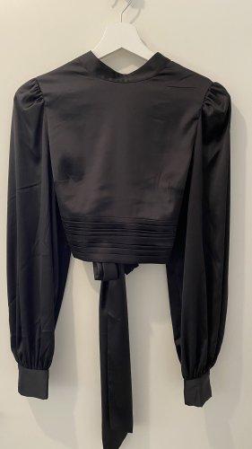 NA-KD Cropped top zwart