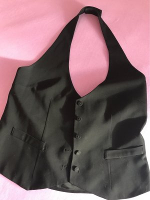 0039 Italy Haut avec une épaule dénudée noir