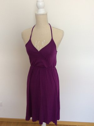 H&M Halter Dress multicolored