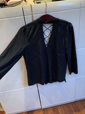 Rückenfreies Oberteil Zara