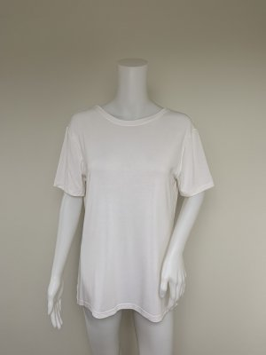 American Vintage T-shirt blanc