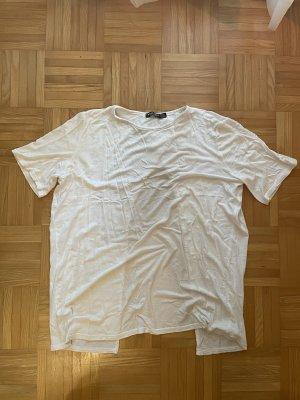 Nasty Gal Top schiena coperta bianco