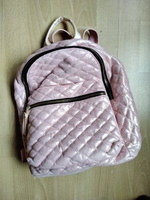 SheIn Sac à dos à roulettes or rose-rose clair