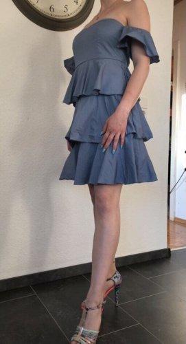 Rüschen Kleid