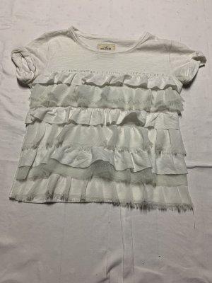 Rüschen T-shirt
