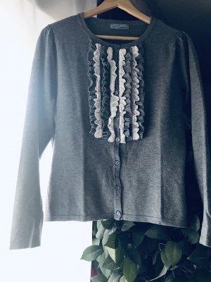 Himmelblau Shirt Jacket white-grey