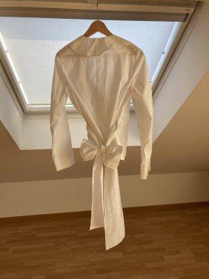Vera Mont Camicetta a maniche lunghe bianco-crema
