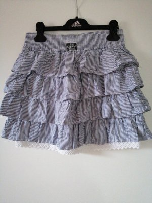Kangaroos Broomstick Skirt white-slate-gray