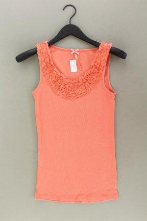 Frill Top gold orange-light orange-orange-neon orange-dark orange cotton