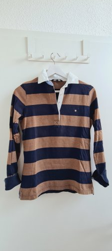 Gant Rugby Shirt brown-dark blue