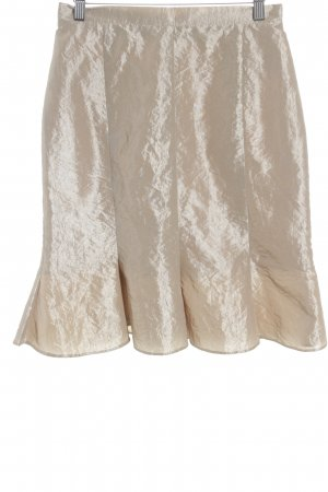 Ruis Collection Godet Skirt gold-colored elegant