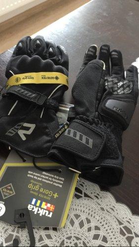 rukka Gloves black-yellow