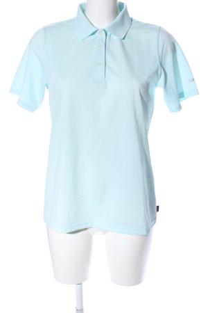 rukka Polo-Shirt blau Casual-Look