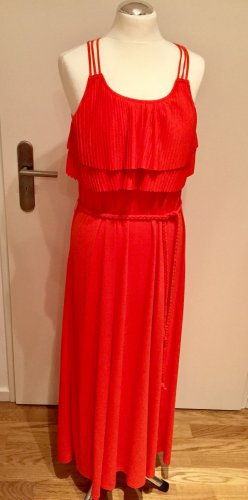Rules by Mary: Apricot Orange Jersey Sommerkleid in Gr. S NEU