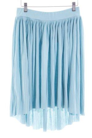 Rules by mary Jupe à plis bleu clair style décontracté