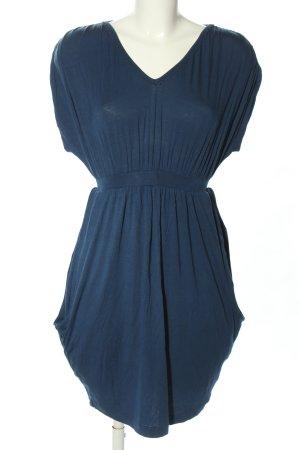 Rules by mary Mini vestido azul look casual