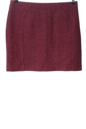 Rules by mary Minifalda rojo-rosa look casual