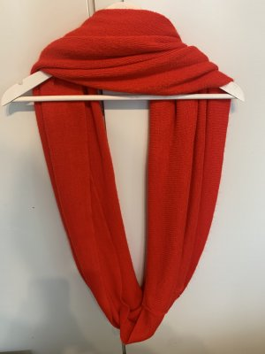 C&A Snood red