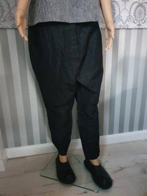 Rundholz  Booklets Pantalone alla turca nero-argento