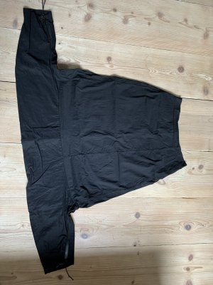 Rundholz dip Harem Pants black linen