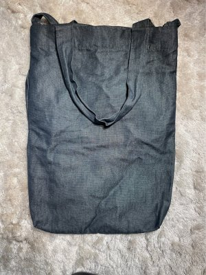 Black Label Rundholz Sac en toile multicolore jean