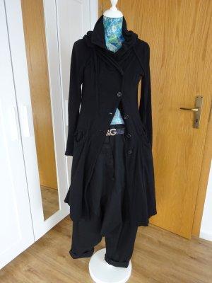 Rundholz dip Harem Pants black cotton
