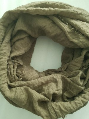 Pieces Snood olive green
