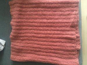 H&M Caperuza rosa empolvado