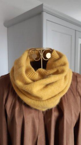 H&M Sciarpone giallo