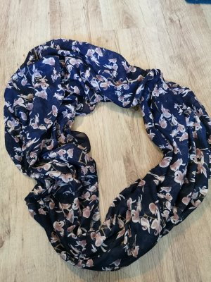 Pieces Snood beige-dark blue