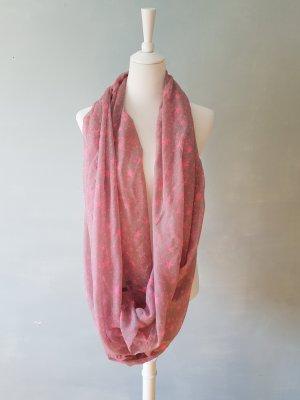 Deichmann Caperuza beige-rosa neón