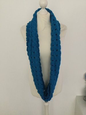 keine Knitted Scarf multicolored