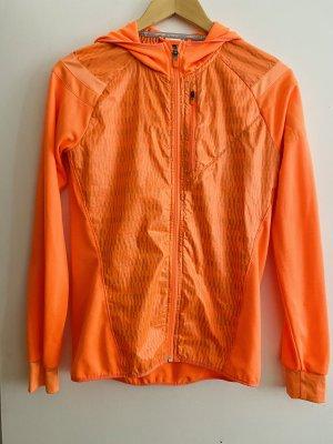 Adidas Kurtka sportowa pomarańczowy neonowy