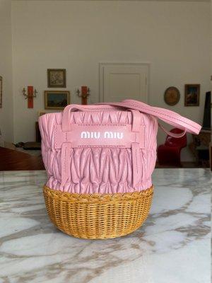Runway Spring 2018 Basket Bag - Miu Miu