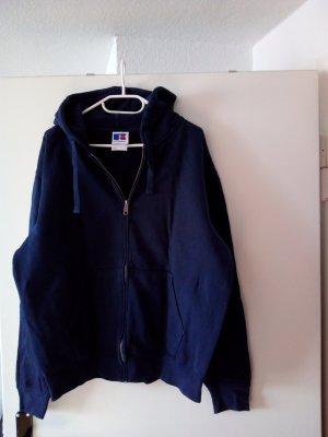Russel & Bromley College jack donkerblauw Katoen