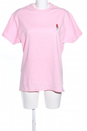 rust and may T-Shirt pink Casual-Look