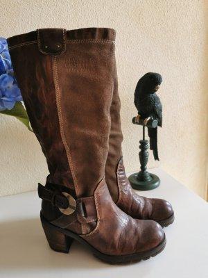Rustikale Stiefel