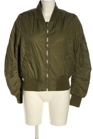 Rut & Circle Bomber Jacket khaki casual look