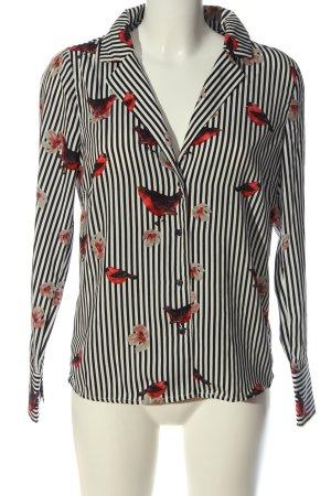 Rut & Circle Long Sleeve Shirt allover print casual look