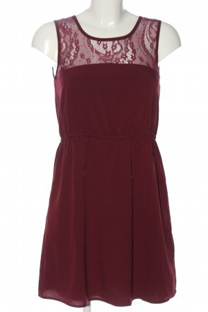 Rut & Circle Mini Dress red elegant