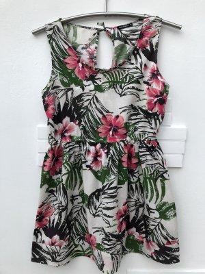 Rut & Circle Sommerkleid weiß mit Blumenmuster, casual