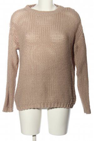 Rut & Circle Knitted Sweater natural white casual look