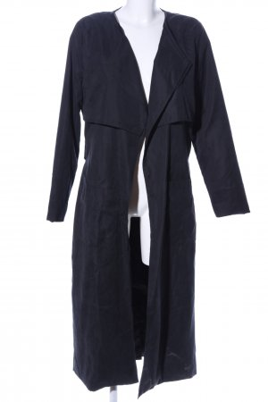 Rut & Circle Trenchcoat schwarz Business-Look
